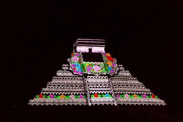 Chichen Itza overdag en avond: tour ...