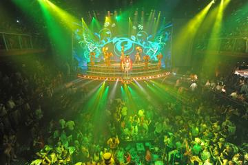 CoCo Bongo Cancun Nightclub with Optional VIP Pass