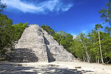 Combo Tour in Coba and Xel-Ha in Cancun