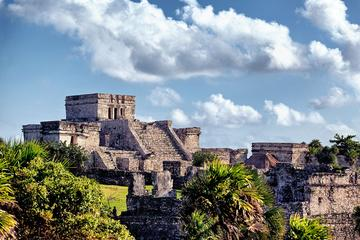 Combo: Tulum Ruins, Swim in a Cenote and Visit Playa del Carmen