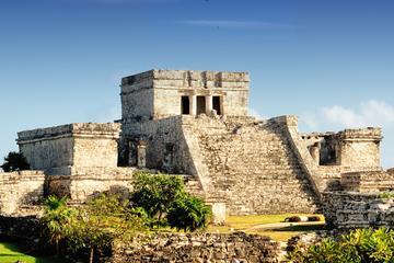 Exclusiva de Viator: acceso a primera hora a las ruinas de Tulum con...