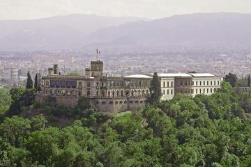 ExclusivitéViator: accès de bonne heure au Château de Chapultepec...