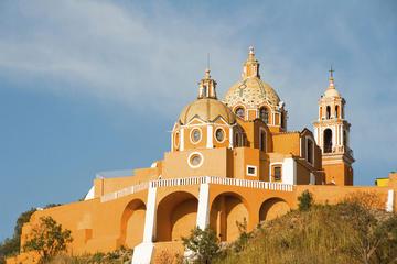 Excursão de dia inteiro da cidade do México a Puebla e Cholula