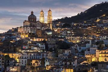 Excursão diurna por Taxco e Cuernavaca desde a cidade do México