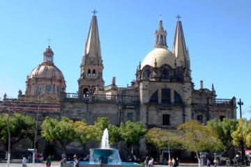 Excursão turística pela cidade Guadalajara e Tlaquepaque