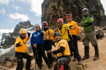Excursión de senderismo por el volcán Iztaccíhuatl desde Ciudad de...