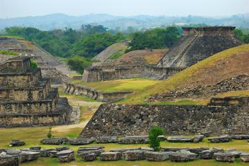 Excursión de un día a las ruinas de El Tajín y Papantla desde Veracruz