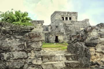Excursion privée: accès à Tulum de bonne heure avec un archéologue...