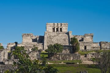Exklusivt för Viator: Tidigt inträde till ruinerna i Tulum från Playa ...