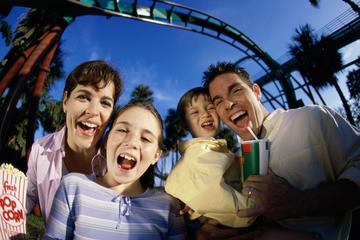 Ingresso al Six Flags Mexico con servizio facoltativo di