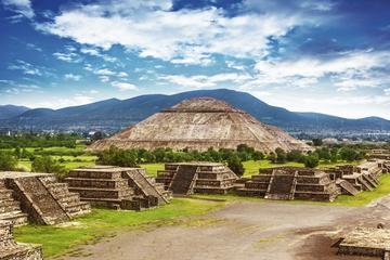 Mexico City en une journée: entrée de bonne heure aux pyramides de...