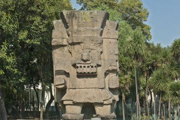 Museu Nacional de Antropologia na Cidade do México: entrada e guia
