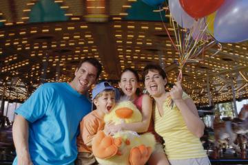 Pase familiar de Ciudad de México: Six Flags, Ripley's, KidZania y...