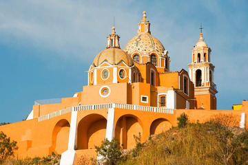 Private Tour: Puebla and Cholula Day Trip from Mex