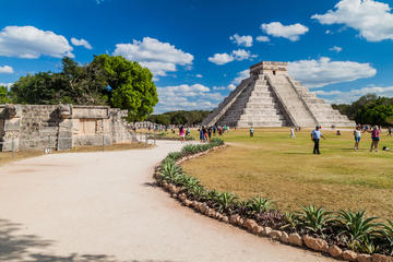 Skip The Line: Chichen Itza Entrance...