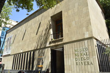 Skip the Line: Museo Mural Diego Rivera Ticket