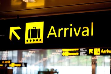 Transporte Particular na Chegada: Aeroporto da Cidade do México para...