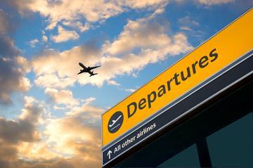 Traslado privado de partida: dos hotéis de Monterrey para o Aeroporto...