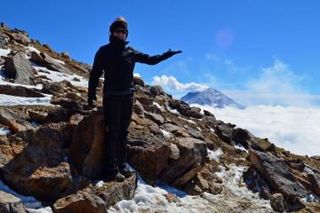 Viator exklusiv: Iztaccihuatl Vulkan-Camping-Tour mit Übernachtung