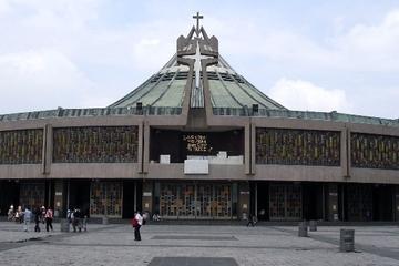 Visite au sanctuaire de Notre-Dame de Guadalupe à Mexico