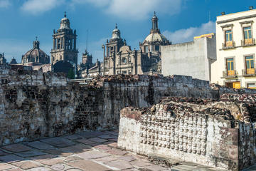 Walking Tour to Templo Mayor and Site Museum