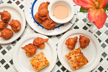 Tour a pie con degustación de comida y cultural en Nassau