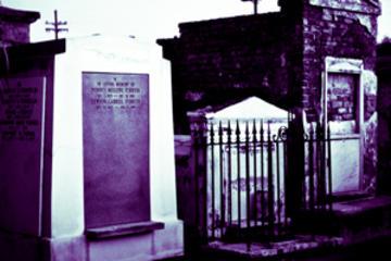 New Orleans Stadt der Toten Nr 1 - Friedhofstour