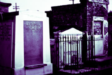 Visita al cementerio Ciudad de los Muertos nº 1 de Nueva Orleans