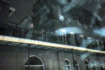 Visita sobre los fantasmas, vudú y...