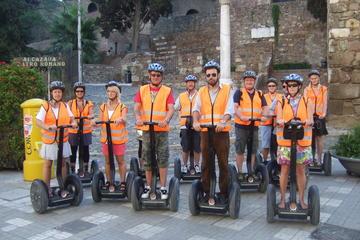 Escursione costiera a Malaga: tour della città in Segway