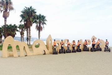 Segway Málaga Tour: visit de park and harbour