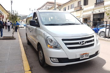 Transfer from Cusco to Ollantaytambo Station or Hotels