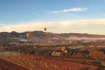 New Year's Day Napa Valley Hot-Air Balloon Ride