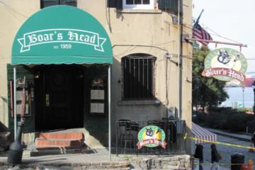 Book Savannah's Haunted Historic Pub and Tavern Tour on Viator