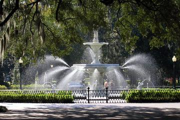 Savannah's Historic Gates and Gardens Tour