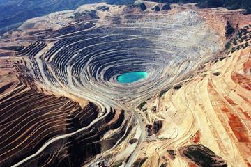 Excursión a la mina de cobre de...