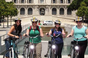 Recorrido en bicicleta por Oporto