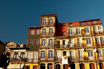 Tour a pie por Oporto