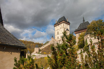 Relaxing Bike tour to Karlstejn Castle