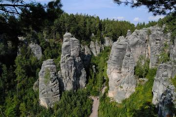 The fairytale Bohemian Paradise UNESCO Geopark: Hiking Tour
