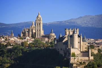 Tour privato: escursione di un giorno a Segovia da Madrid