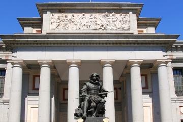 Visite privée: visite du musée du Prado avec accès privilégié