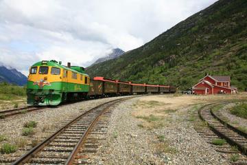 Escursione a terra a Skagway: viaggio in treno a Bennett sulla