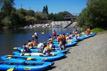 Book Russian River Canoe Trip from Healdsburg on Viator
