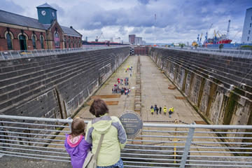 Tour a piedi del Titanic a Belfast