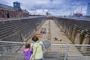Visite à pied du Titanic à Belfast