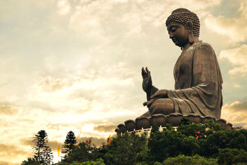 Hong Kong Travel Pass: MTR and Big Buddha Tour
