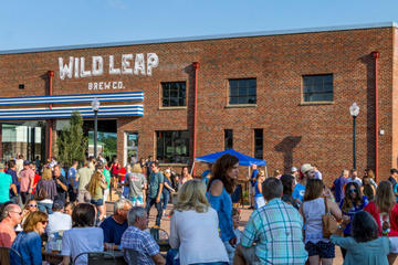 Wild Leap Brewery Tour and Beer...