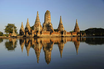 3-daagse tour vanuit Bangkok naar de rivier de Kwai: Ayutthaya ...