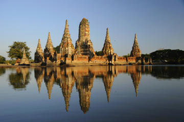 3-Day River Kwai Tour from Bangkok: Ayutthaya, Kanchanaburi and...